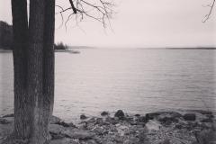 Lake Champlain BW