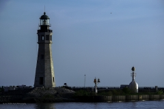 Lighthouse in Buffalo
