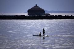 On the water in Buffalo II